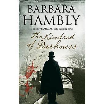 Kindred of Darkness A vampire kidnapping by Hambly & Barbara