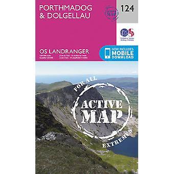 Porthmadog & Dolgellau by Ordnance Survey - 9780319474471 Book