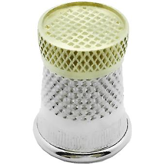 Raised Edge Thimble Size 5 Sst 5