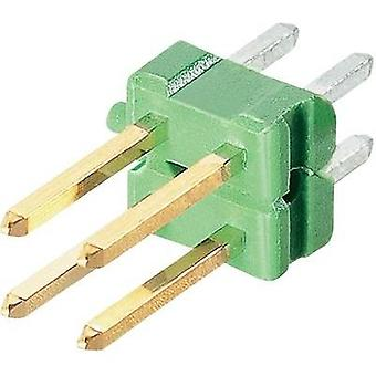 Pin strip (standard) No. of rows: 2 Pins per row: 2 TE Connectivity 825440-2 1 pc(s)