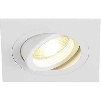 Recess-mount bracket HV halogen GU10 50 W SLV 113511 Plafonnier New Tria I White