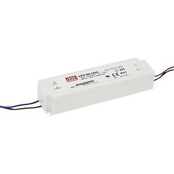 LED driver Constant current Mean Well LPC-60-1400 58.8 W (max)