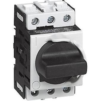 Switch disconnector fuse 50 A 1 x 90 ° Grey, Black BACO BA0174205 1 pc(s)