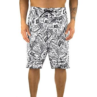 Etnies boardshort Take Warning - size 36