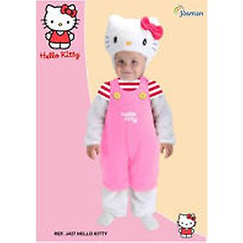 Josman Hello Kitty Plush Costume Size 2 (Kids , Toys , Costumes)