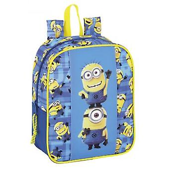 Safta Nursery backpack Minions (Toys , School Zone , Backpacks)