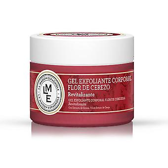 LME Cherry Blossom Collection Scrub 250 Ml