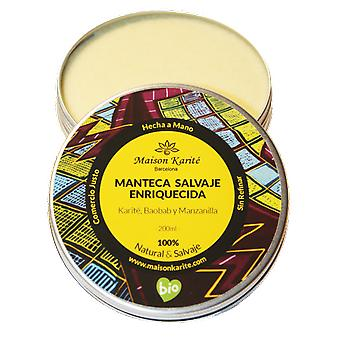 Maison Karité Wild Shea Butter 200 Ml (Woman , Cosmetics , Body Care , Treatments)