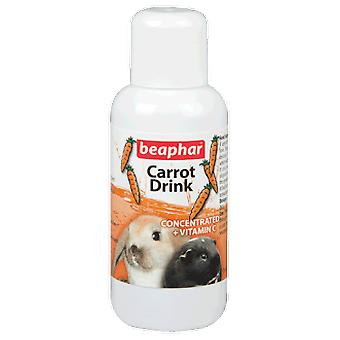 Beaphar Carrot Drink 100ml (Small animals , Rabbits , Food & Wellbeing , Treats)