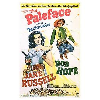 Paleface Movie Poster (11 x 17)