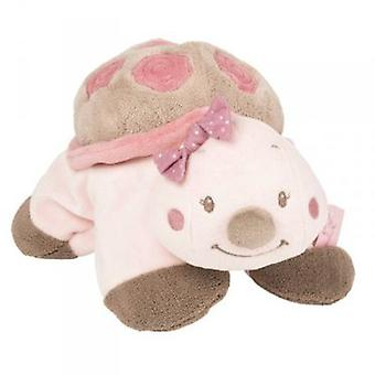 Nattou Nina, Jade & Lily: Teddy Lili Tortuga (Bebes , Jouets , Peluches)