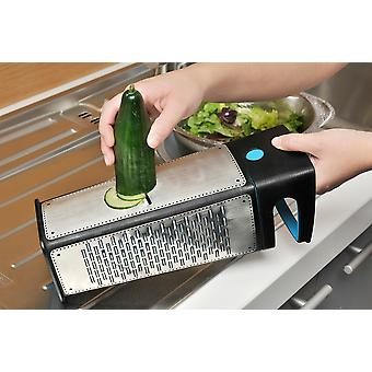 WMF 4-sided grater with container Hello FUNCTIONALS