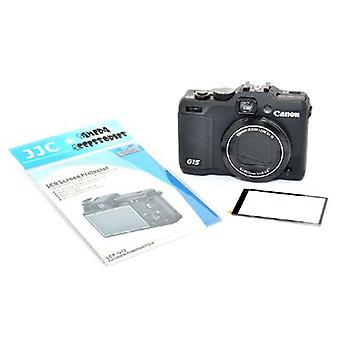 JJC akryl Glass LCD Screen Protector for Canon PowerShot G15