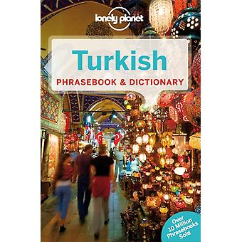 Lonely Planet Turkish Phrasebook & Dictionary (Lonely Planet Phrasebook and Dictionary) (Paperback) by Lonely Planet