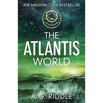 The Atlantis World (The Atlantis Trilogy) (Paperback) by Riddle A. G.