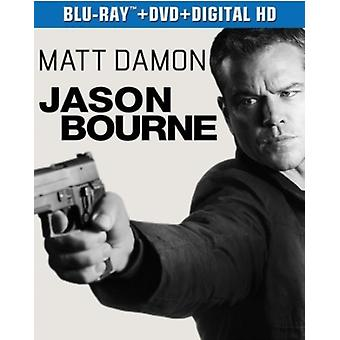 Jason Bourne [Blu-ray] USA import