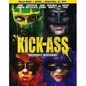 Importer des USA de Kick-Ass [BLU-RAY]