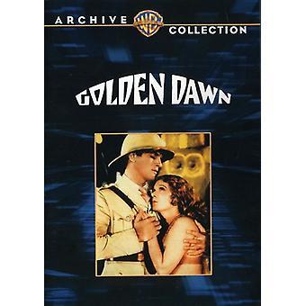 Golden Dawn [DVD] USA import