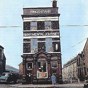 Ringo Starr - Sentimental Journey [CD] USA import