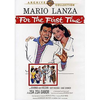 For the First Time (1959) [DVD] USA import