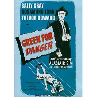 Green for Danger [DVD] USA import