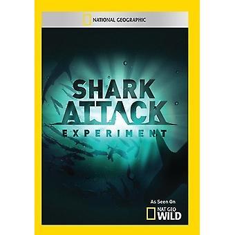 Requin attaque Experiment [DVD] USA import