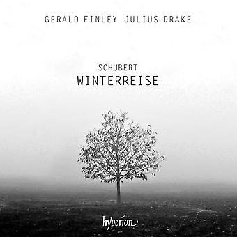 R. Schubert - importación de Estados Unidos Winterreise [CD]