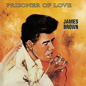 James Brown - Prisoner of Love [Vinyl] USA import