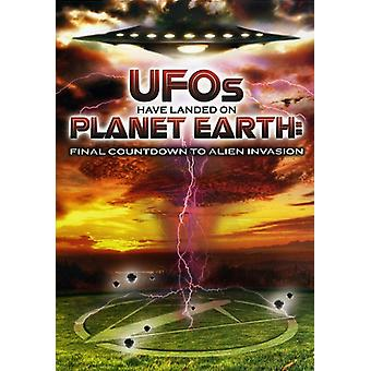Ufos Have Landed on Planet Earth: Final Countdown [DVD] USA import