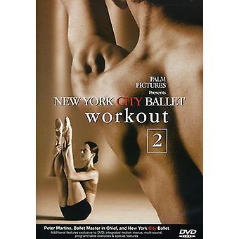 Træning 2 [DVD] USA importerer