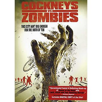 Importer des Cockneys vs Zombies [DVD] é.-u.