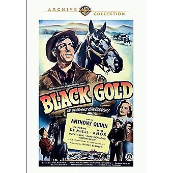 Schwarzes Gold (1947) [DVD] USA importieren