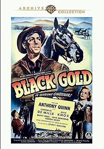 Black Gold (1947) [DVD] USA import