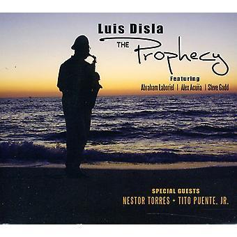 Luis Disla - Prophecy [CD] USA import