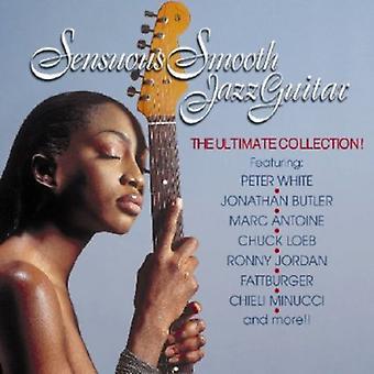 Guitarra de Jazz liso sensual - guitarra de Jazz liso sensual [CD] USA importar