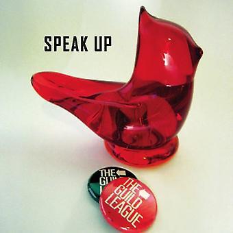 Guild League - Speak Up [CD] USA import