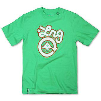 LRG Core Collection One t-shirt iper verde