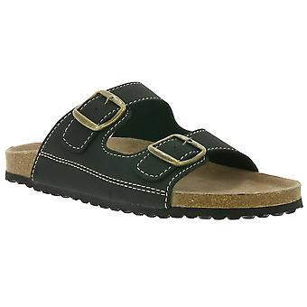SUPER SOFT shoes slippers slippers organic slippers black