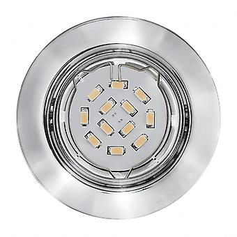 Eglo Peneto Circle LED Recessed Light Fitting