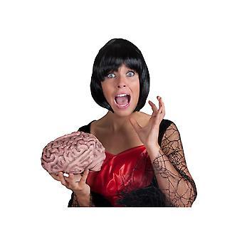 Halloween och skräck Fake hjärnan