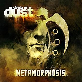 Cirkel af støv - metamorfose [CD] USA import