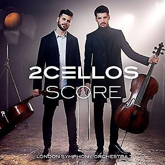 2Cellos - Score [CD] USA import