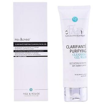Figner & Rouge Proacneal Clarifiante rensning af Cleansing Facial 150 ml