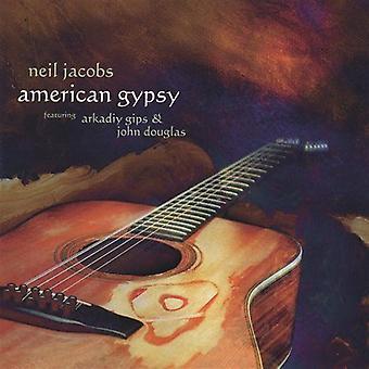 Neil Jacobs - amerikansk Gypsy [CD] USA import