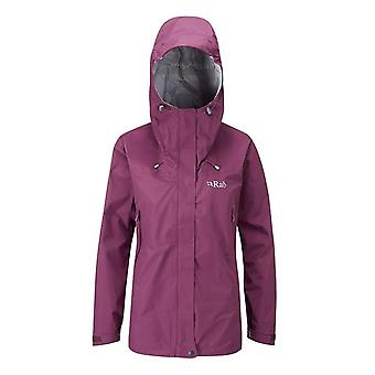 Rab Womens Vidda Jacket Berry (Size UK 14)