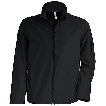 Kariban Mens Contemporary Softshell 3 Layer Performance Jacket