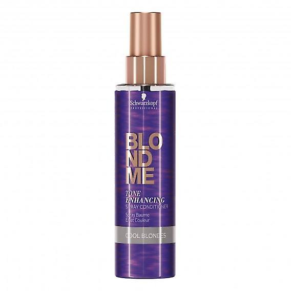 Schwarzkopf Blonde Me Tone Enhancing Spray Cool Blondes 150ml
