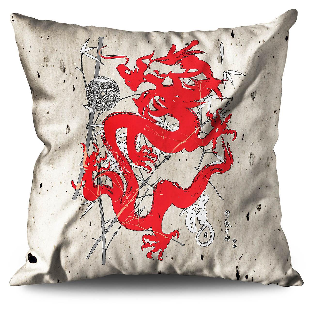 Mystique Cm Coussin Dragon XWellcoda 30 Fantasy Lin TlFc35u1JK