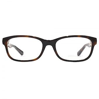 Jimmy Choo JC121 Glasses In Havana Python