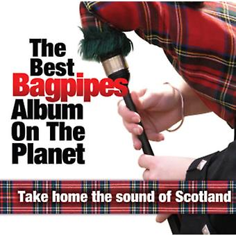 Best Bagpipes Album On The Planet by Various Artists